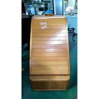 桃園國際二手貨中心----檜木藥草蒸氣箱 / 遠紅外線蒸烤箱 / 個能浴箱 / 能量箱 / (無內鍋)