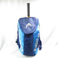 HEAD TOUR TEAM 運動後背包 網球袋 兩側拉鍊 可裝水壺 283170NVBL 藍【iSport愛運動】