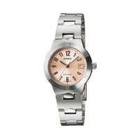 CASIO   นาฬิกาข้อมือผู้หญิง รุ่น CASIO LTP-1241D-4A