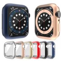 นาฬิกาสำหรับApple Watch Series 6 Se 5 4 3 2 1กรณี42Mm 38M Slim TPU Case ProtectorสำหรับIWatch 6 5 4 40มม.44มม.