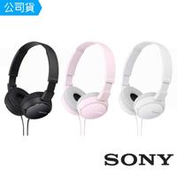【SONY】立體聲耳罩式耳機 MDR-ZX110(公司貨)