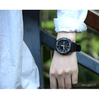 ⌚⌚CASIO 卡西歐新款橡樹八角碳纖維運動手錶GA-2110SU-9A 3A GA-2100SU-1A