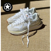 STAR🔹新款現貨 Sacai x Nike VaporWaffle Sail DD1875-100 焦糖底 奶油白