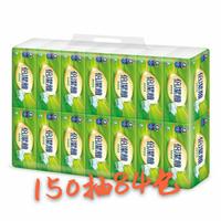 倍潔雅抽取式衛生紙150抽x14包x6串/箱(共84包)