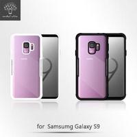 【Metal-Slim】Samsung Galaxy S9(強化時尚鋼化玻璃保護殼)