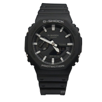 卡西歐新款橡樹八角碳纖維運動手錶GA-2110SU-9A 3A GA-2100SU-1A