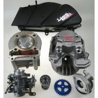 良輝 汽缸套件 加63%動力 直上免改噴射 BWSR 125 四代勁戰 四代新勁戰 59缸 58.5 63缸