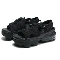 【滿千折百優惠開跑】NIKE 涼鞋 AIR MAX KOKO SANDAL 黑 厚底 氣墊 增高 休閒 女(布魯克林) CI8798-003