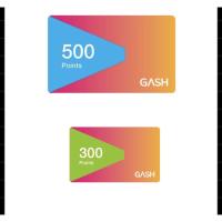 GASH POINT 300 500點