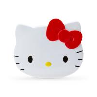 預購 頭型鏡梳組 凱蒂貓kitty 紅結 kitty頭型鏡 鏡子 梳子 梳妝 G93 真愛日本