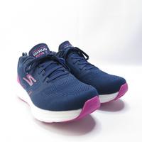 Skechers GO RUN RIDE 8 女款 慢跑鞋 15224WNVPK 深藍 寬楦【iSport愛運動】