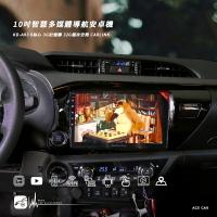 M1A 豐田 Hilux 海力士(皮卡) 10吋智慧多媒體導航安卓機 Play商店 APP下載 超級八核 KD-A93