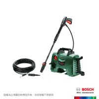 【BOSCH 博世】高壓清洗機套組EA 110+硬管清潔軟管