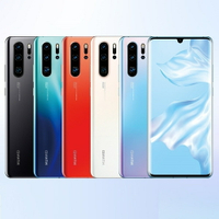 全新未拆台灣版本Huawei P30 Pro 8GB/512G內建谷歌GMS 2020年製造 台灣保固18個月 送小米Airdots  50X變焦