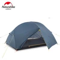 Naturehike Mongar Campingเต็นท์Ultralightกลางแจ้ง 2 คนเต็นท์,VestibuleชุดสำหรับHubba