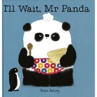 【麥克兒童外文】Ill Wait Mr Panda