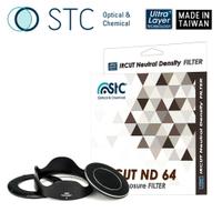 【STC】Hood-Adapter 轉接環快拆遮光罩組 for SONY RX100 M6/M7/ZV1相機〈ND64 組合〉
