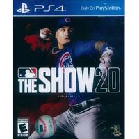 【SONY 索尼】PS4 美國職棒大聯盟 20 英文美版(MLB The Show 20)